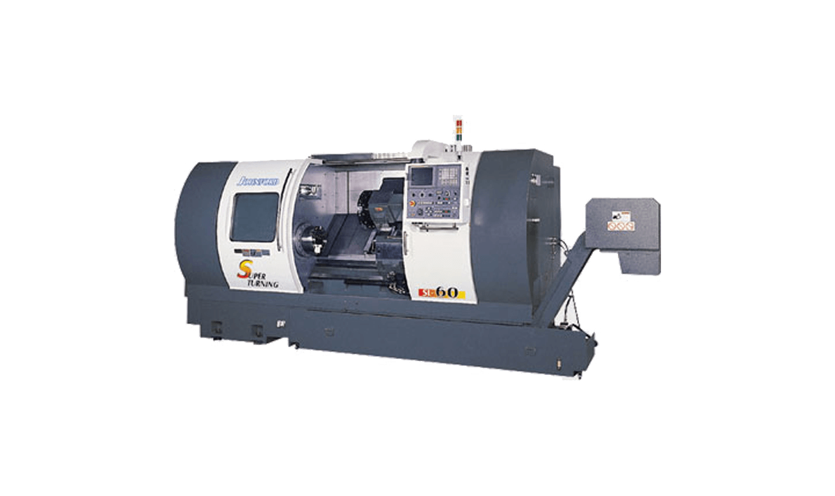 SL-60-2S/SL-60A-2S (SUB SPINDLE SERIES)
